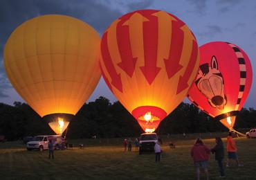 Hot Air Balloon Classic