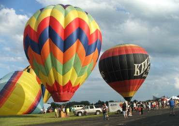 Fairfield County Hot Air Balloon Festival