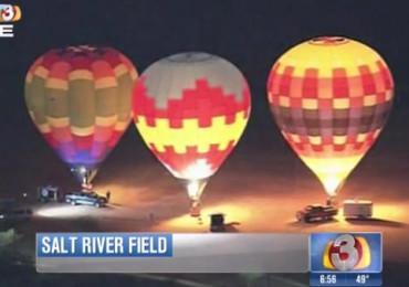 Cave Creek Balloon Festival 2014