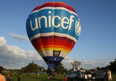 UNICEF Balloon