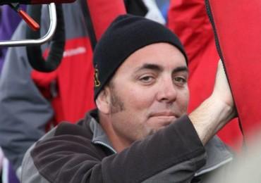 Michael Glen, the worlds first paraplegic hot air balloon pilot, will be flying in the 2014 Pahrump Balloon Festival.
