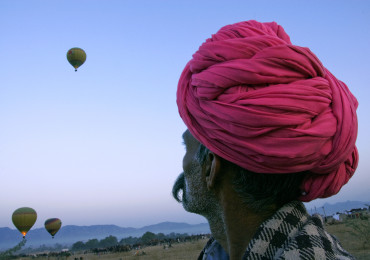 balloons in india