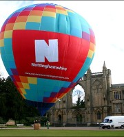 Nottingham and Derby Balloon Club