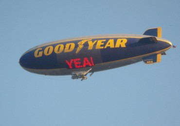 Goodyear Blimpcasting