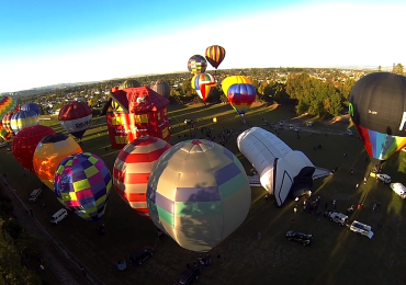 Wairarapa Hot Air Balloon Fiesta 2014