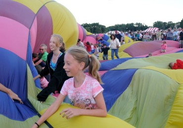 Nearly 40 hot air balloons are expected to fly in the 2014 Ohio Challenge Hot Air Balloon Competition and Festival.