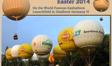 Europe's Biggest Gas Balloon Gathering