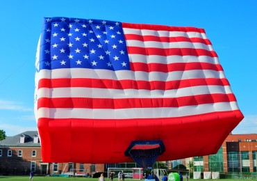 American-Flag-Balloon