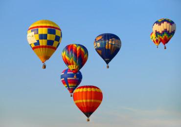 Balloon Festival Launch