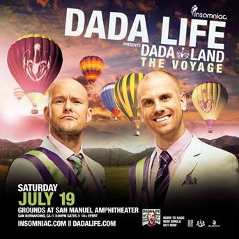 Dada Life - The Voyage
