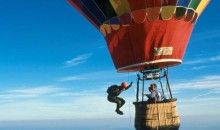 Balloon skydiver fighting FAA endangerment charge