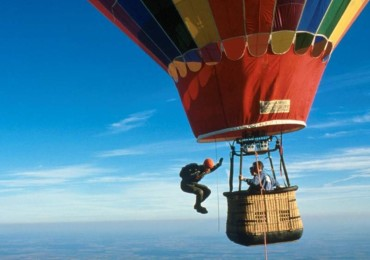 Balloon Skydiver