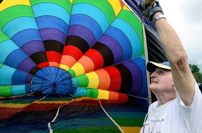 Oswego County Balloon Fest