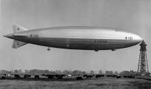 The Story of Britain's R101 Airship