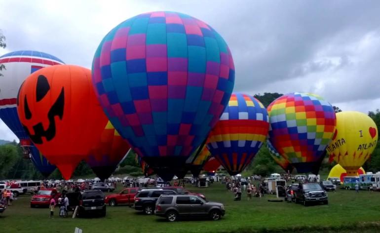 Helen Balloon Race