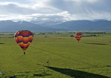 Teton Valley Balloon Rally