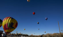 7th annual Mesquite Balloon Festival
