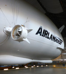 Wind Turbine Makers Look for Airship Solutions