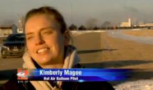 Kimberly's World Record Attempt