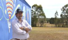 Peter Vizzard awarded OAM for service to hot air ballooning